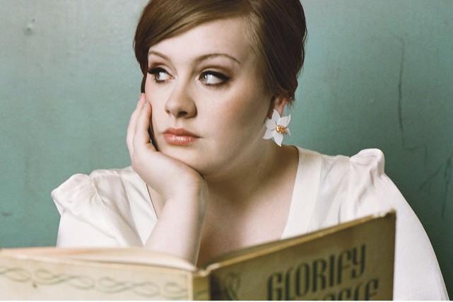 Adele... (Photo fournie par Dean Chalkley)