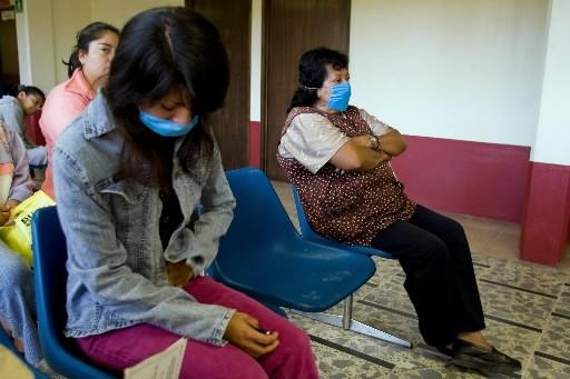 Le nouveau virus de la grippe porcine s'étend et ne peut pas être contenu, ont... (Photo: AFP)