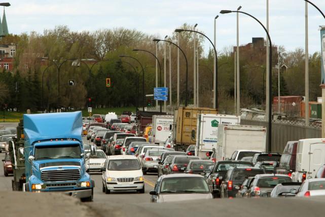 La Ville de Montréal espère toujours s'entendre avec Québec d'ici les... (Photo: Martin Chamberland, Archives La Presse)