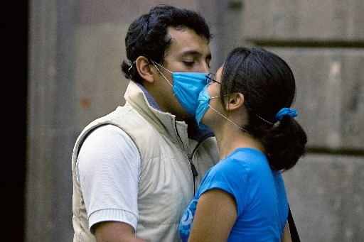 Il n'existe encore aucun vaccin contre la grippe A (H1N1). Mais les... (Photo: AFP)