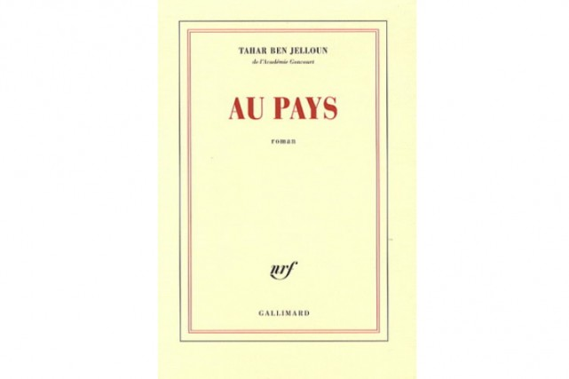 Dans son précédent roman, Partir, l'écrivain Tahar Ben Jelloun décrivait...