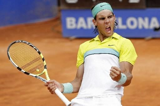 Il n'y a eu aucun changement dans le Top 5 du tennis mondial après le tournoi... (Photo: Reuters)