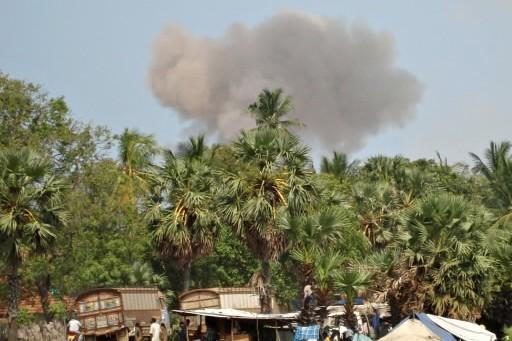 Le gouvernement du Sri Lanka a rejeté dimanche le cessez-le-feu unilatéral... (Photo: AFP)