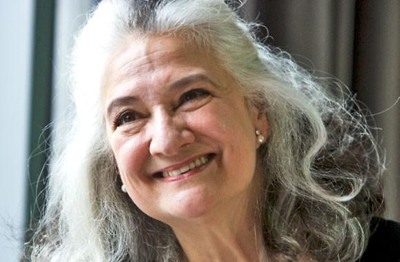 Marie Laberge... (Photo: Rémi Lemée, archives La Presse)