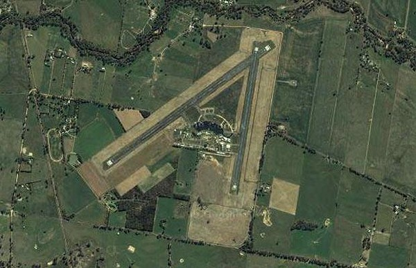 Un graphiste australien a passé bien des heures à naviguer sur Google Earth.... (Photo: Google maps)