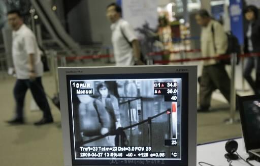 Dans les aéroports comme celui de Bangkok, en... (Photo: Associated Press)