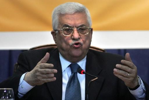 Mahmoud Abbas... (Photo: AFP)