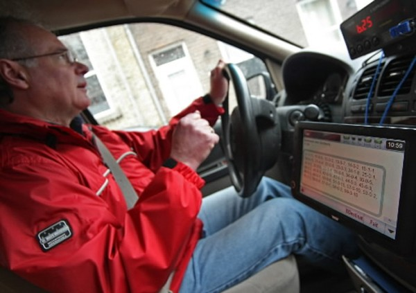Taxi Coop a investi 1 million $ pour... (Photo: Laetitia Deconinck)