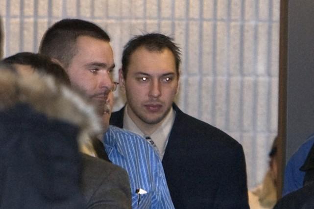 Peter Niedzielski à son arrivée au palais de... (Photo: Alain Roberge, La Presse)