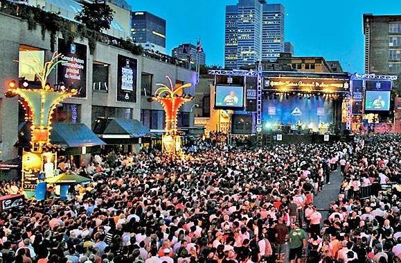 Le Festival international de jazz de Montréal prendra la rue plus que jamais... (Photo: Bernard Brault, archives La Presse)