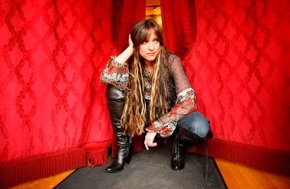 Lynda Lemay est une boulimique de scène et... (Photo: Martin Chamberland, La Presse)