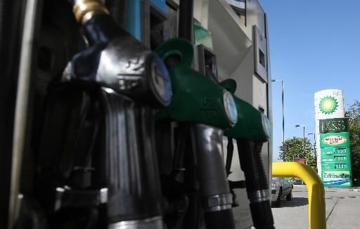 Le groupe pétrolier britannique a annoncé mardi une baisse de 64% de son profit... (Photo: Bloomberg)