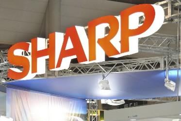 Le groupe japonais de produits électroniques Sharp a annoncé lundi avoir subi... (Photo: AP)