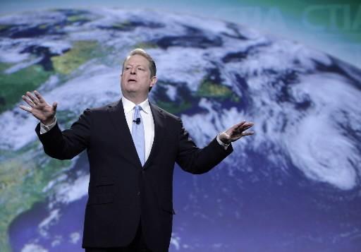 Al Gore... (Photo: AP)