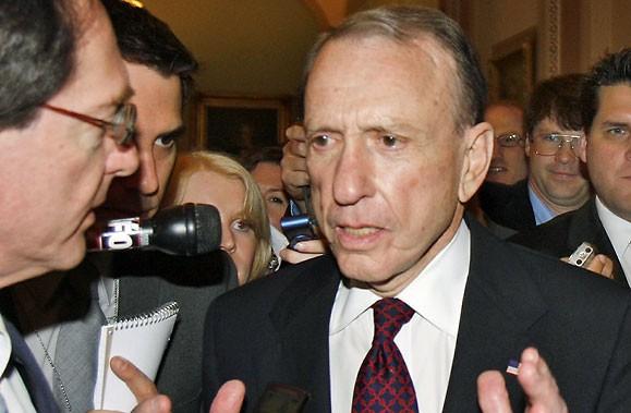 «Depuis mon élection en 1980 comme membre de... (Photo: Reuters)