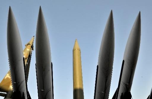 Des missiles de la Corée du Nord... (Photo: AFP)