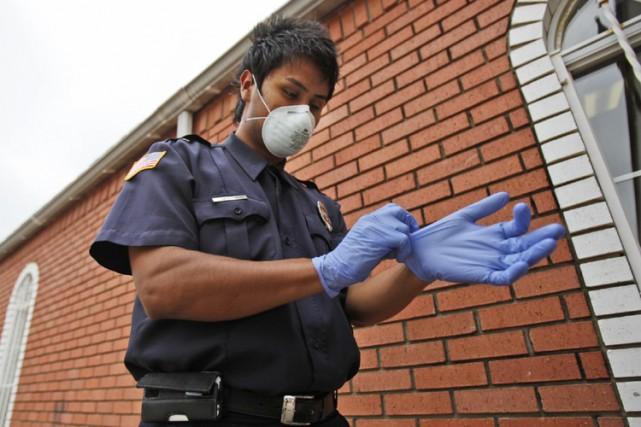 Le Texas a proclamé mercredi l'état d'urgence face à l'épidémie de grippe... (Photo: AP)