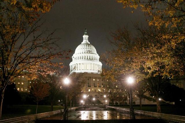 La Chambre des représentants américaine a adopté mercredi un texte étendant la... (Photo: Reuters)