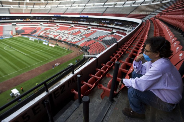 Si la Ligue du Mexique de soccer poursuit... (Photo: Reuters)