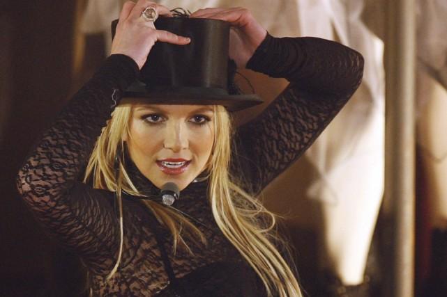 Britney Spears est de retour au Centre Bell... (Photo: Reuters)