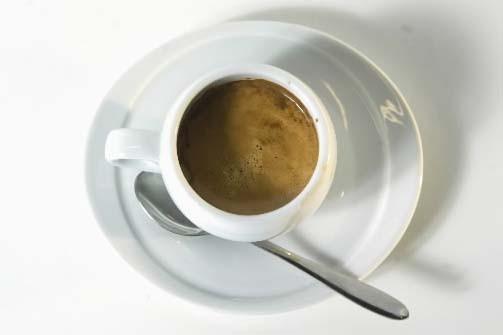 La lecture du marc de café en quelques clics, c'est ce que propose, pour 10... (Photo archives, La Presse)