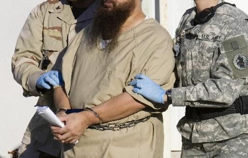 Entre 50 et 100 détenus de la prison de Guantanamo posent un problème aux... (Photo: AFP)