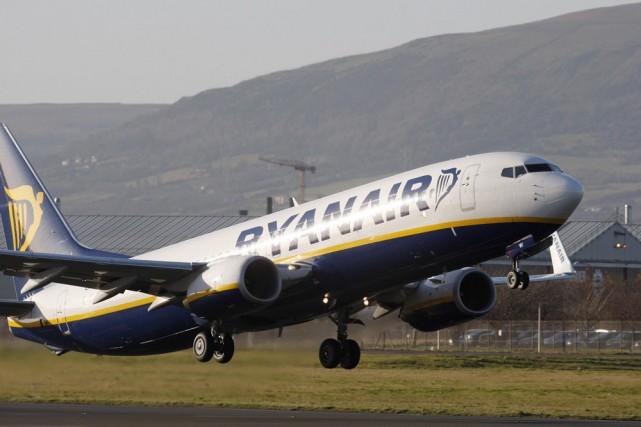 La compagnie aérienne à bas coût Ryanair taxera ses passagers les plus... (Photo: AP)