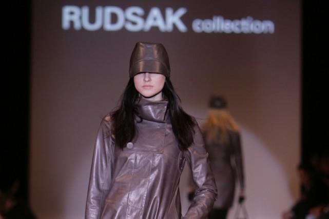 Un manteau signé Rudsak.... (Photo: André Pichette, archives La Presse)