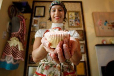 Reema Singh a la faveur des « foodies... (Photo: Martin Chamberland, La Presse)
