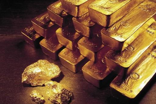 Une femme a été accusée d'avoir volé 227 kilos d'or dans l'atelier de... (Photo: archives AP)