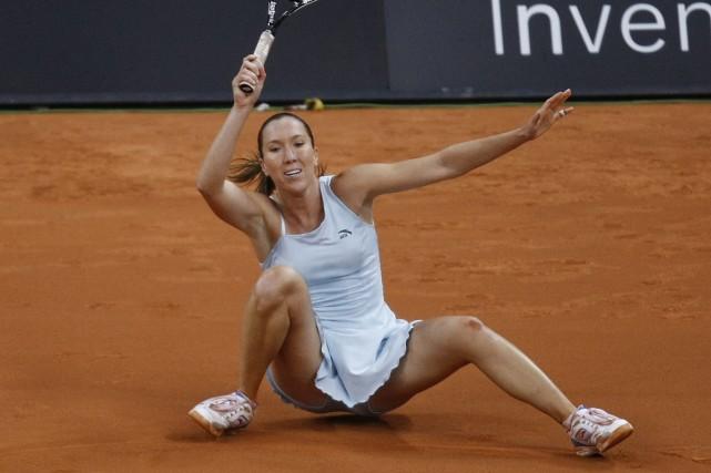 Jelena Jankovic... (Photo:  AP)