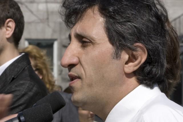 Amir Khadir... (Photo: Alain Roberge, La Presse)