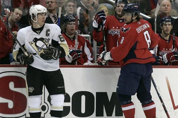 Sidney Crosby et Alexander Ovechkin s'apprêtent à vivre... (Photo: Reuters)