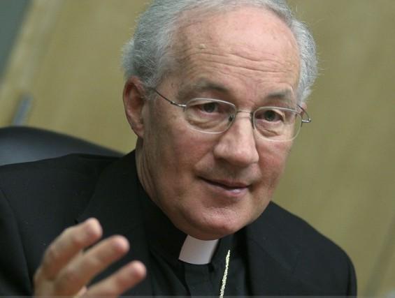 Mgr Marc Ouellet... (Photothèque Le Soleil)