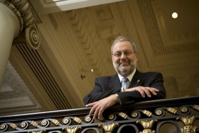 Pierre Arcand, ministre des Relations internationales du Québec.... (Photo: André Pichette, La Presse)
