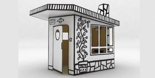 maison de designer pour enfants lucie lavigne design. Black Bedroom Furniture Sets. Home Design Ideas