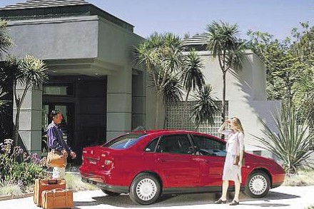 prudence avec la clé de votre voiture de location!   pierre gingras