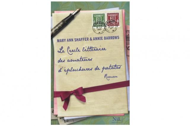 Le cercle littéraire des amateurs d'épluchures de patates...