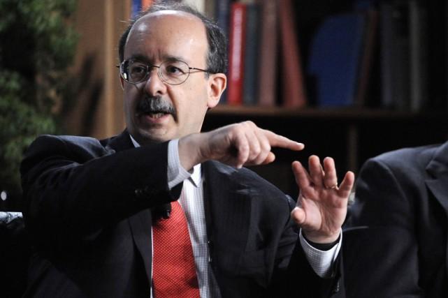 Le physicien américain, Amory Lovins.... (Photo: Reuters)