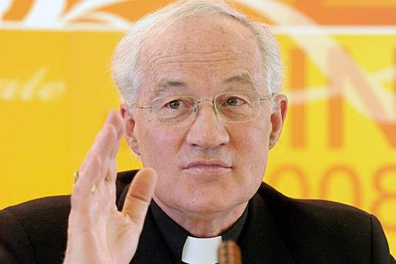 Le cardinal Marc Ouellet demande aux jeunes d'offrir... (Photothèque Le Soleil)