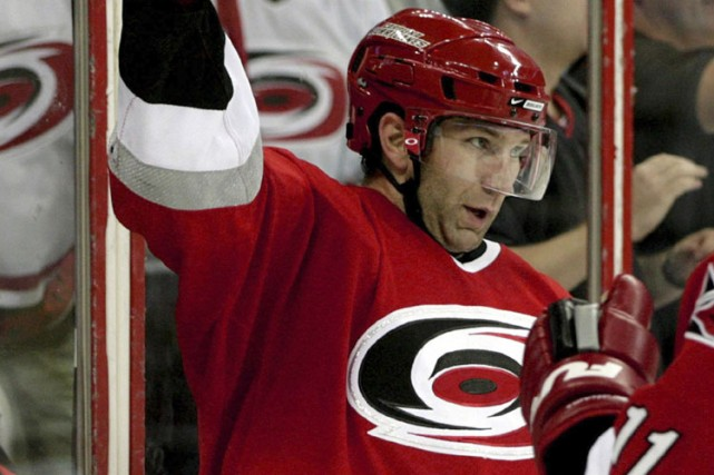Erik Cole... (Photo: Reuters)