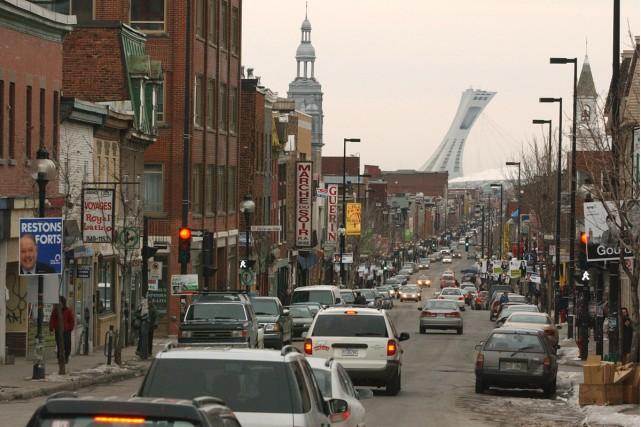 Un porte-parole de la Ville de Montréal, Gonzalo... (Archives La Presse)