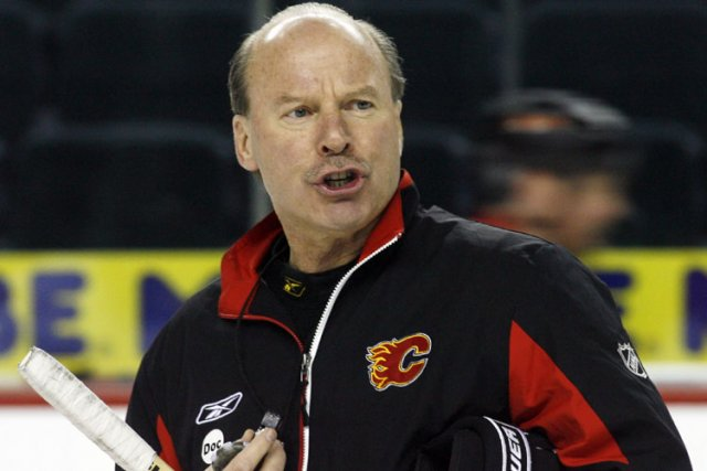 Mike Keenan... (Photo archives PC)
