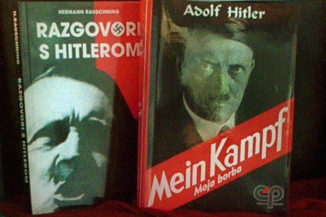 La Bavière s'opposera à la publication en Allemagne du pamphlet idéologique... (Photo: archives AP)