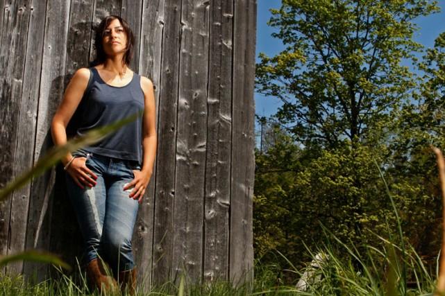 La chanteuse inuite Élisapie Isaac lancera son premier... (Photo: Martin Chamberland, La Presse)