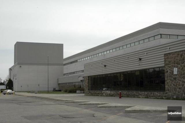 L'école secondaire Pavillon Wilbrod-Dufour d'Alma.... (Archives, Le Quotidien)