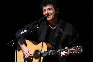 Le comédien et chansonnier Patrick Bruel offrait vendredi dernier au Théâtre... (Photo: Bernard Brault, La Presse)