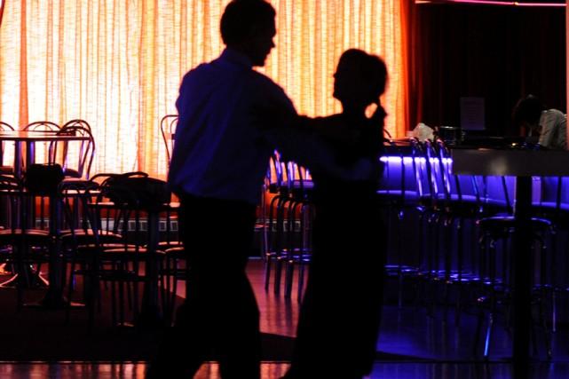 C'est l'histoire d'un gars, prof de salsa, qui a du flair. Après la danse pour... (Photo: Bernard Brault, Archives La Presse)