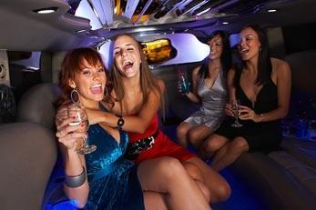 Les boissons alcoolisées sont interdites dans les limousines,... (Photothèque La Presse)