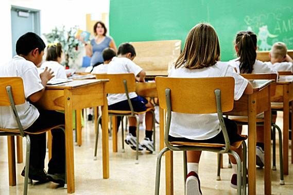 Après toutes ces années, la réforme scolaire n'a... (Photothèque Le Soleil)